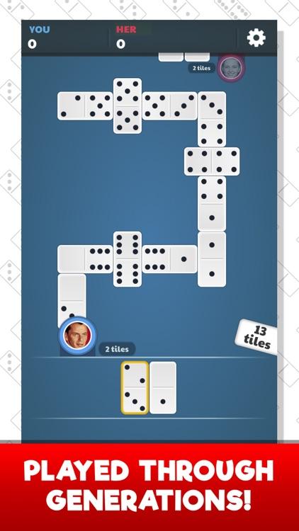 Dominoes Jogatina: Board Games