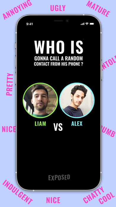 Exposed - Who's Most Likely To screenshot 3