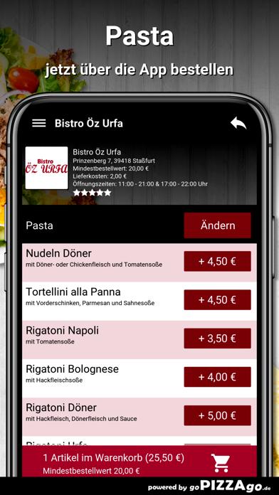 Bistro Öz Urfa Staßfurt screenshot 5