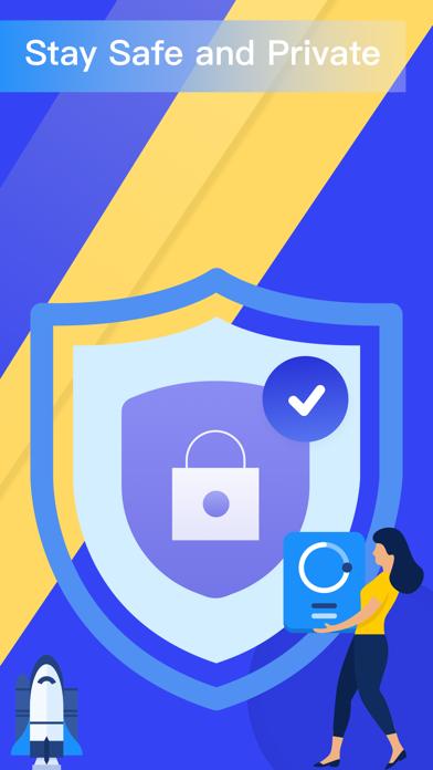 VPN Master - Fast Secure Proxyلقطة شاشة3