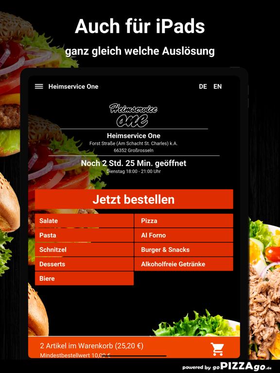 Heimservice One Großrosseln screenshot 7