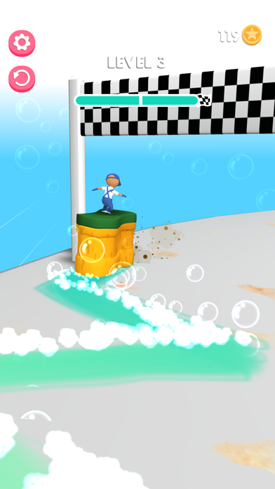 Sponge Surfer screenshot 5