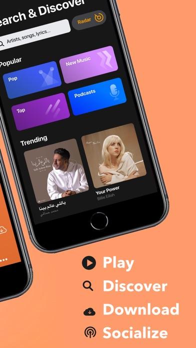 Anghami: Play Music & Podcastsのおすすめ画像3