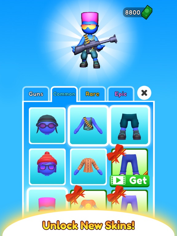 Bazooka Boy screenshot 5
