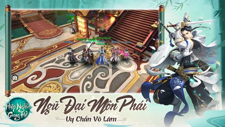Hiệp Nghĩa Giang Hồ-VLTKm screenshot-4