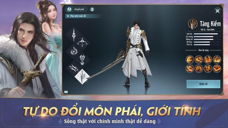 Tuyết Ưng - VNG screenshot-4