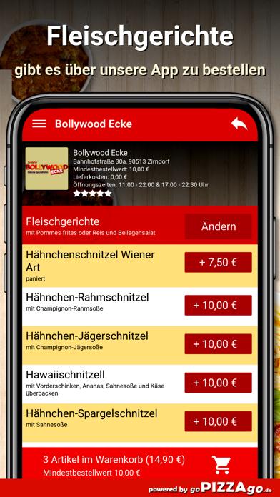 Bollywood Ecke Zirndorf screenshot 6