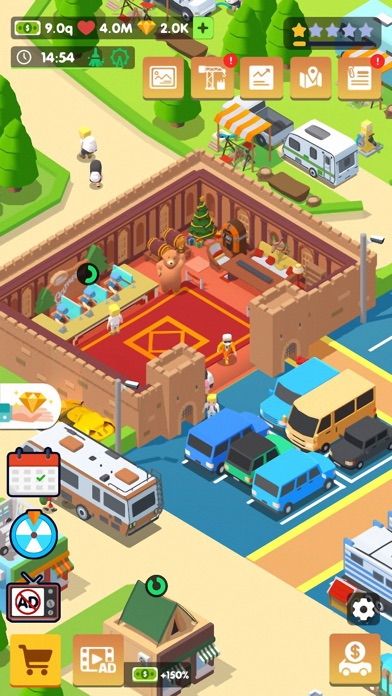 Baixar Campground Tycoon-Idle RV life para Android