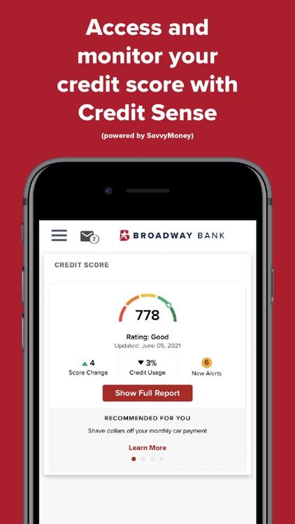 Broadway Bank Mobile screenshot-3