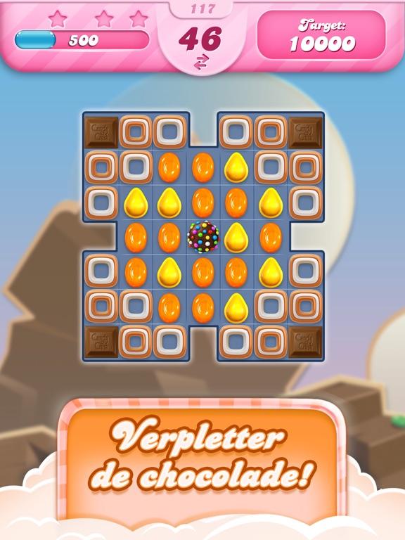 Candy Crush Saga iPad app afbeelding 5