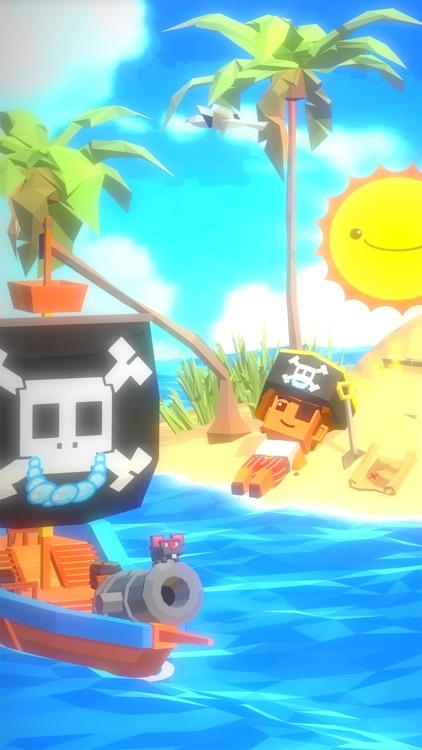 BubbleBeard: Puzzle Pirate screenshot-8