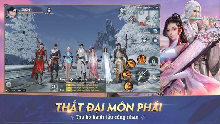 Tuyết Ưng - VNG screenshot-3