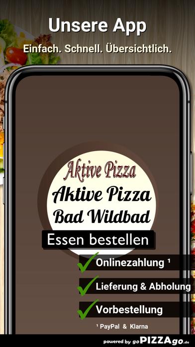 Aktive Pizza Bad Wildbad screenshot 1