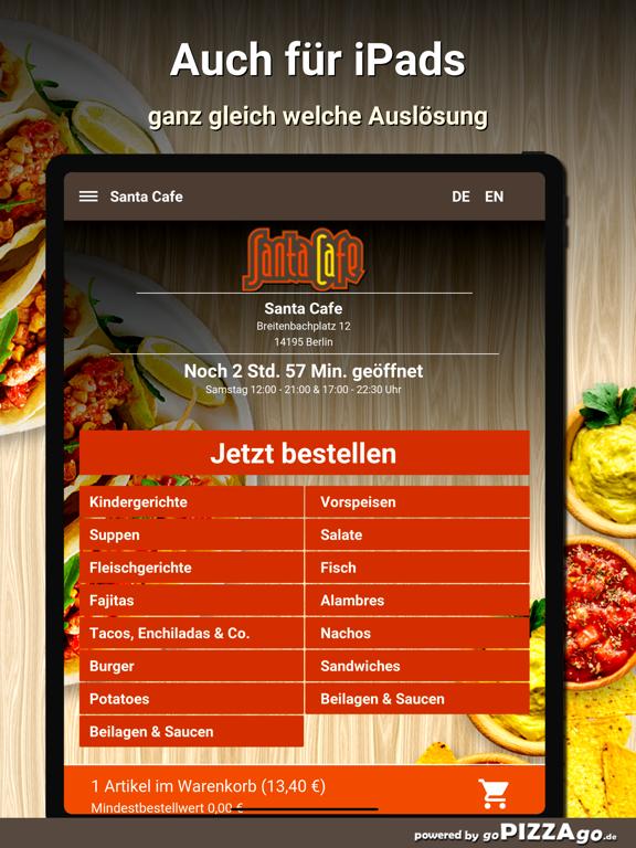 Santa Cafe Berlin screenshot 7