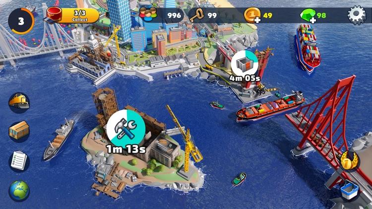 Port City: Ship Tycoon screenshot-4