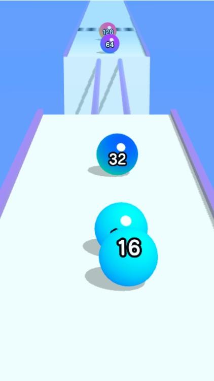 Ball Run 2048 screenshot-3