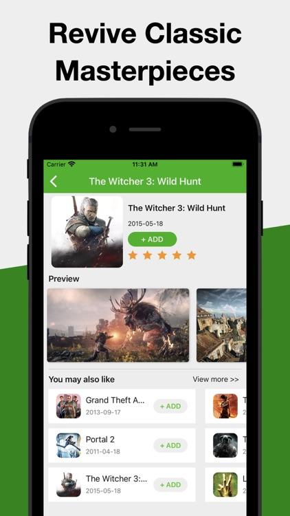 Game Tracker App - HappyMod screenshot-4