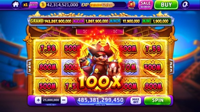 Jackpot Crush - Casino Slotsのおすすめ画像1