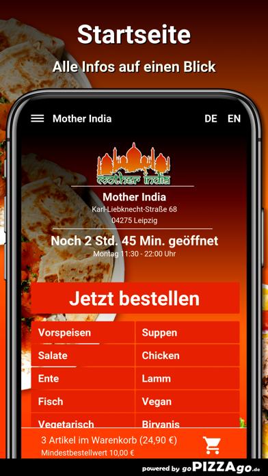 Mother India Leipzig screenshot 2
