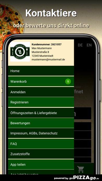 Mille Gusti Berlin screenshot 3