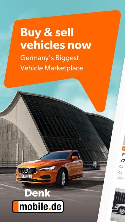 mobile.de - car market
