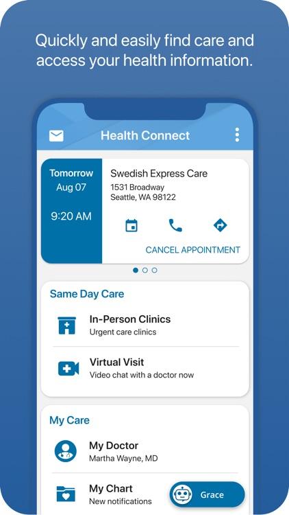 Swedish Health Connect