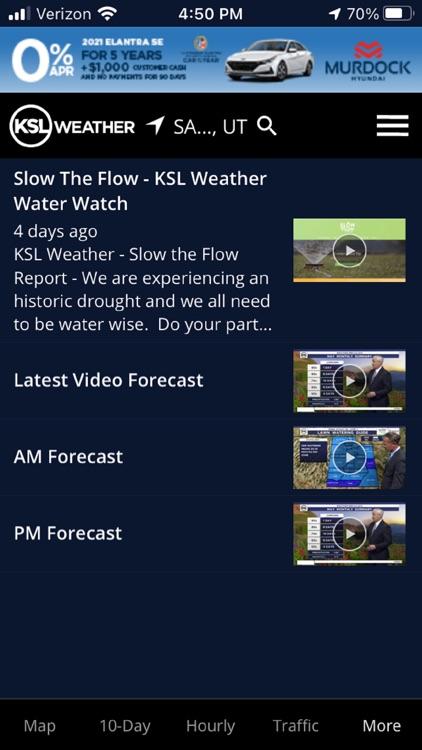 KSL Weather screenshot-4