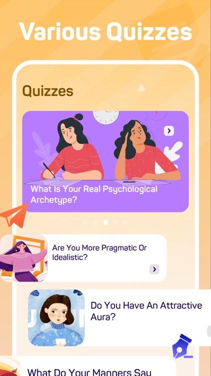 KnowMe-AI Face Editor&Quizzes screenshot-7