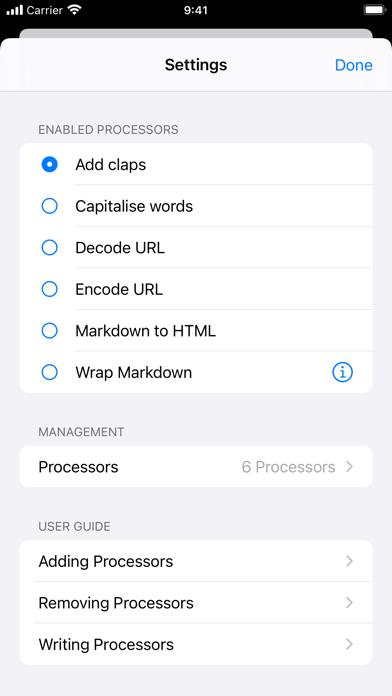 Flext screenshot 2