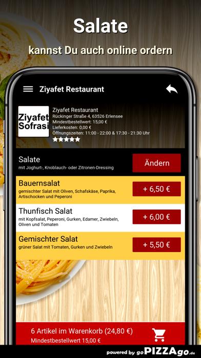 Ziyafet Restaurant Erlensee screenshot 5