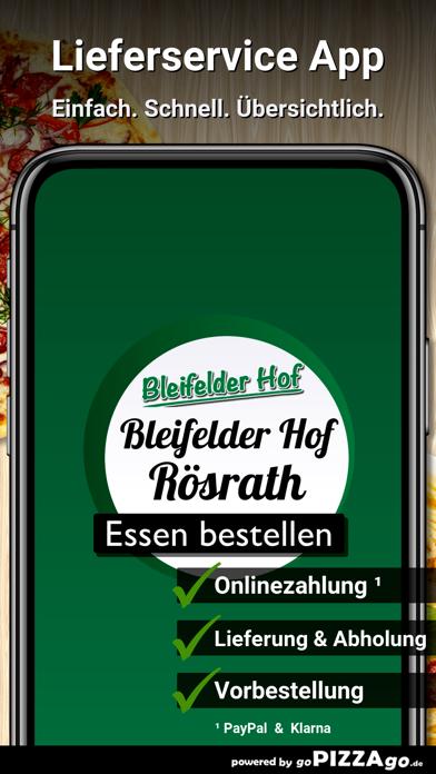 Bleifelder Hof Rösrath screenshot 1