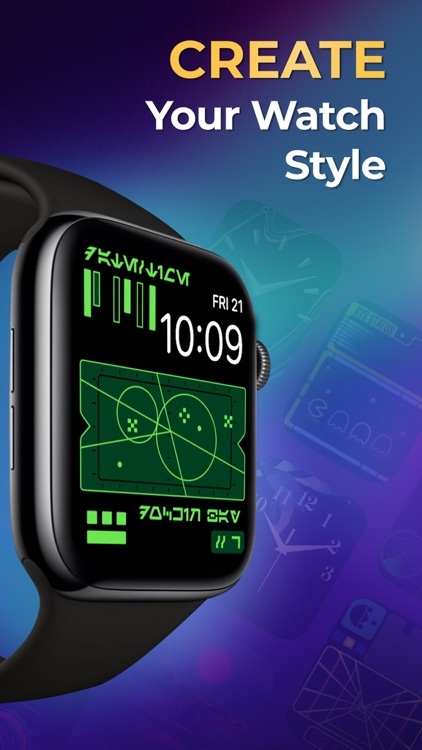 Watch Faces Gallery App