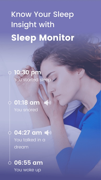 Sleep Monitor: Sleep Tracker