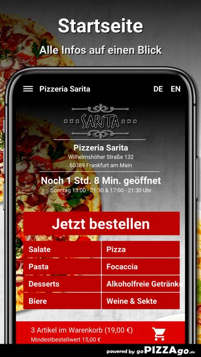 Sarita Frankfurt am Main screenshot 2