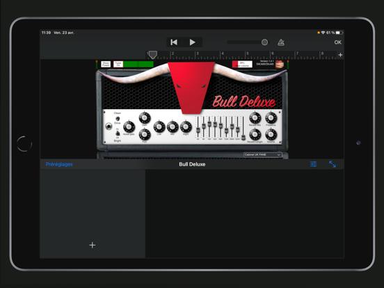 Bull Deluxe Amplifier