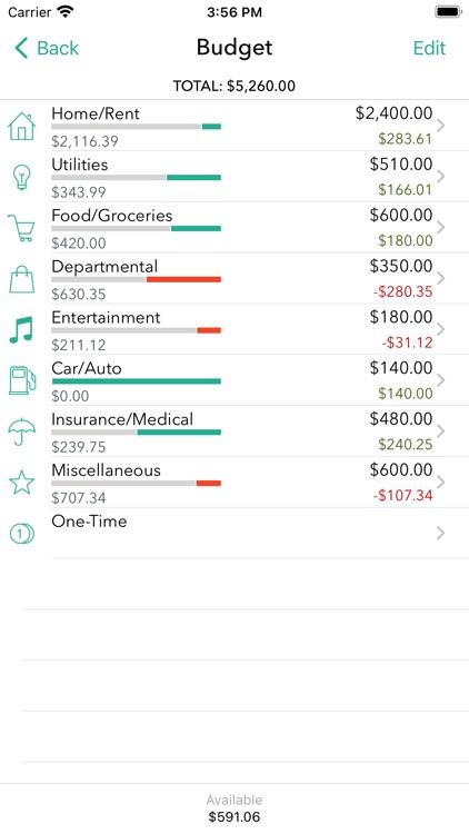 Finances screenshot-7