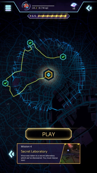 Blade Bouncer 2: Revolution screenshot 3