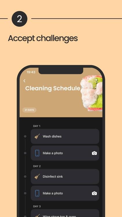 GetHabit: Motivation & Planner screenshot-3