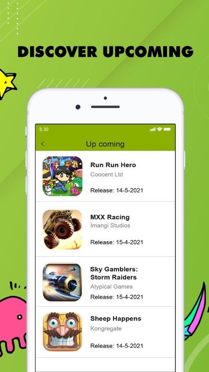 HappyMod - Game Tracker Apps screenshot-4