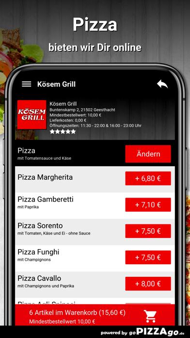 Kösem Grill Geesthacht screenshot 5