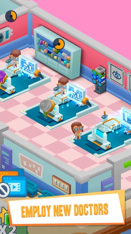 Idle Frenzied Hospital Tycoon screenshot-4