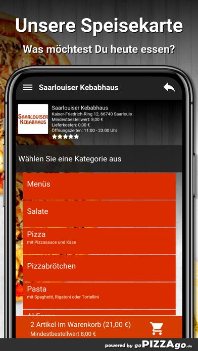 Saarlouiser Kebabhaus Saarloui screenshot 5