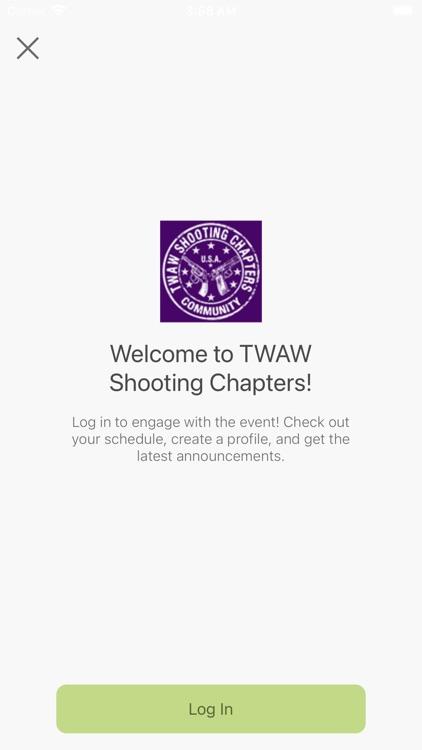 TWAW Shooting Chapters