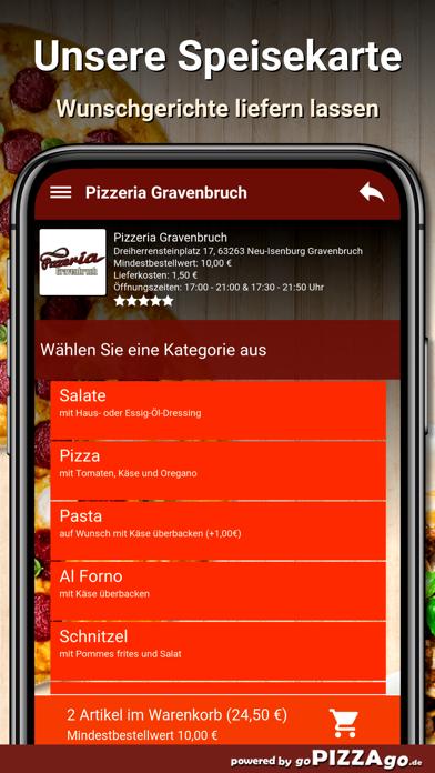 Pizzeria Gravenbruch Neu-Isenb screenshot 4