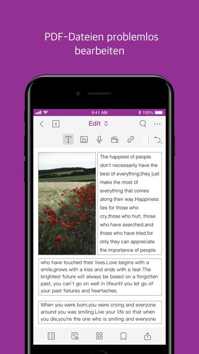 Foxit PDF EditorScreenshot von 4