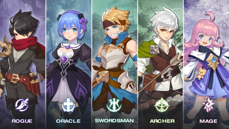 Guardians of Cloudia screenshot-0