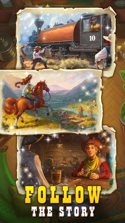 Sheriff of Mahjong: Tile Match screenshot-4