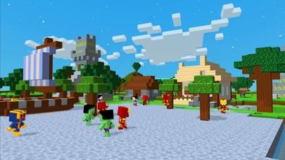 Block Craft World: Craft.io screenshot 3
