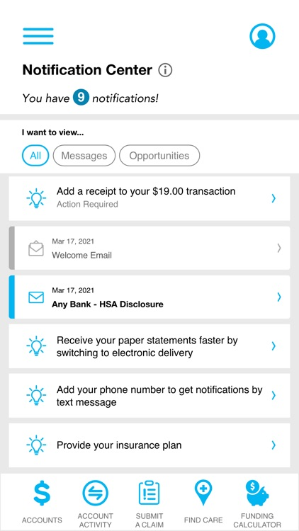 BCBSWNY Flex Benefits screenshot-3