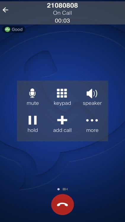 Oyatel softphone